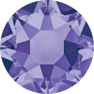 Swarovski Flat Backs Hotfix 2078 SS20 Tanzanite 539