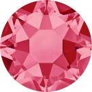 Swarovski Flat Backs Hotfix 2078 SS34 Indian Pink 289