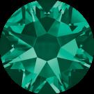 Swarovski Flat Backs No Hotfix 2088 SS20 Emerald 205