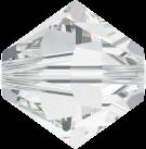 Swarovski Beads 5328 5mm XILION konische kralen Crystal