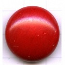 boutons 24mm rood rond hout
