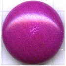boutons 24mm fuchsia paars rond hout