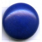 boutons 24mm nacht blauw rond hout