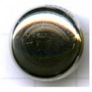 boutons 18mm zilver rond metaal