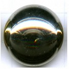 boutons 23mm zilver rond metaal