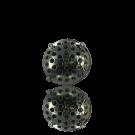 broches 14mm zilver rond metaal