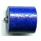 buisjes 10mm blauw rechthoek hout