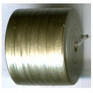cilinder kralen 23mm zilver cilinder