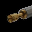 strass-stift 7mm - stift metaal