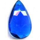 facet hanger 43mm blauw kunststof kleurnummer 6005