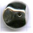 facetkralen 10mm zilver rond
