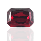 fancy stones 18mm rood achthoek