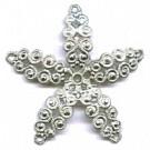 filigrain - zilver ster