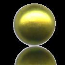 glasparels bouton 6mm groen rond