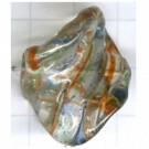 speciale glaskralen 22mm bruin
