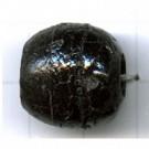 grootgatskralen 20mm zwart ovaal