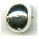 grootgatskralen 12mm zilver rond