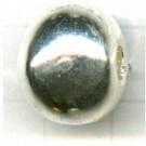 grootgatskralen 17mm zilver rond