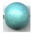 grootgatskralen 16mm turquoise rond