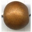 grootgatskralen 16mm bruin rond kleurnummer 434