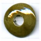 grootgatskralen 20mm groen rond schijf