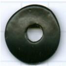 grootgatskralen 20mm zwart rond schijf