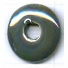 grootgatskralen 20mm grijs rond schijf