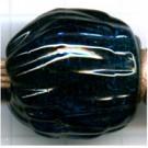 grootgatskralen 30mm blauw grillig