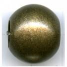 grootgatskralen 18mm oudgoud rond