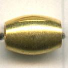 grootgatskralen 8mm goud ovaal