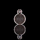 munten 10mm brons rond metaal
