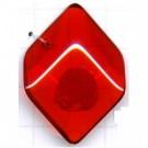 hangers 31mm rood ruit