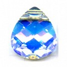 Swarovski 15mm peer kristal