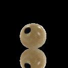 houten kralen 8mm naturel rond kleurnummer 6001