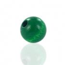 houten kralen 10mm groen rond kleurnummer 6094