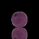 houten kralen 12mm paars rond kleurnummer 95