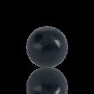 houten kralen 15mm zwart rond kleurnummer 6047