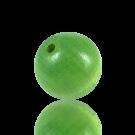 houten kralen 25mm groen rond kleurnummer 6091