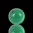houten kralen 25mm groen rond kleurnummer 6094