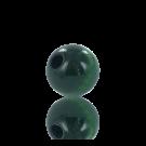 houten kralen 8mm groen rond kleurnummer 6087
