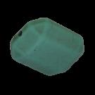 Kunststofkralen 25mm turquoise