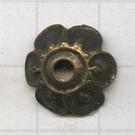 kapjes 14mm oudgoud bloem