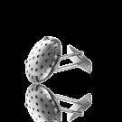 manchetknopen 14mm zilver rond