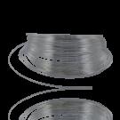 koperdraad 4mm zilver rond