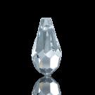 Druppels glas facet 13mm kristal