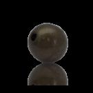 kralen 6mm oudgoud rond metaal kleurnummer736