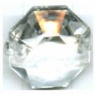 kroonluchter onderdeel 16mm kristal rond