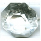 kroonluchter onderdeel 24mm kristal rond
