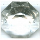 kroonluchter onderdeel 26mm kristal rond