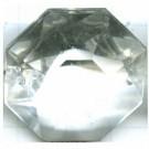 kroonluchter onderdeel 28mm kristal rond